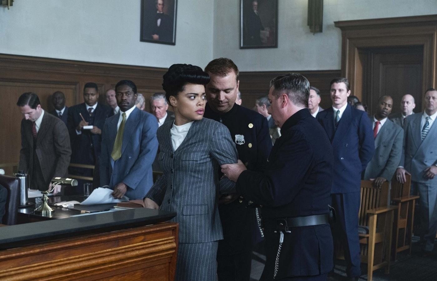 Bande-annonce : Le biopic sur la légendaire Billie Holiday s'annonce  intense | Arty Magazine